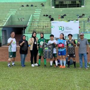 Komunitas Fun Football Makin Menjamur di Malang, Pegadaian Berikan Dukungan