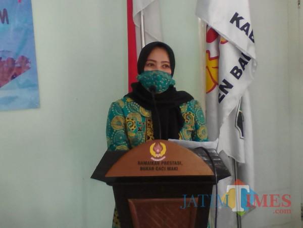 Dian Ekawati, Ketua Pengkab Persani Banyuwangi Nurhadi Banyuwangi Jatim Times