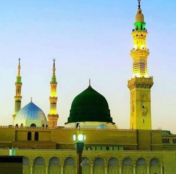 Ilustrasi masjid (IST)