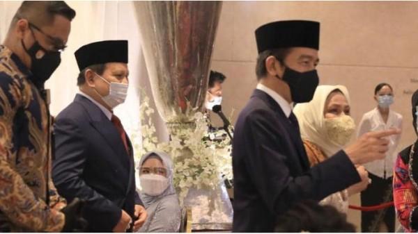 Jokowi dan Prabowo Subianto (Foto: Rakyat Merdeka)