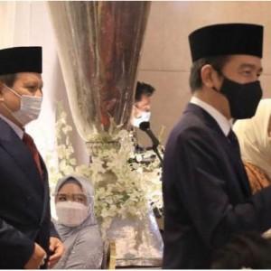 Pro Kontra Jokowi-Prabowo Jadi Saksi Nikah Atta dan Aurel