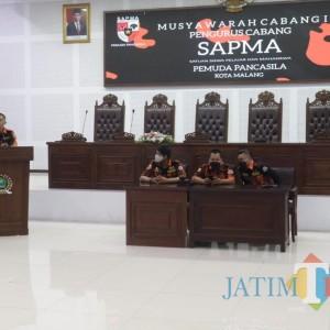 SAPMA PP Kota Malang: Pancasila Dapat Bendung Laju Terorisme dan Radikalisme