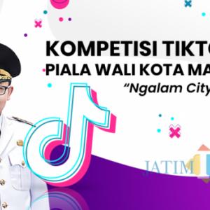 Kompetisi TikTok Piala Wali Kota Malang, Sutiaji: Ajang Berbagi Hal Positif