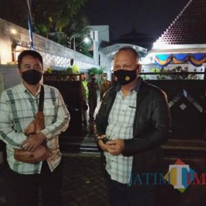 Penyalaan Flare di Rumdin Wali Kota Sutiaji, Polisi Sebut untuk Penyampaian Aspirasi