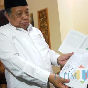 Pilrek UIN Malang, Mantan Rektor Prof Imam Ungkit Kasus Plagiasi