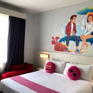 Sambut 2021, Favehotel Malang Hadirkan Fresh Room