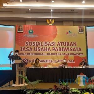 Usaha Jasa Pariwisata di Kota Malang Wajib Miliki Tanda Daftar Usaha