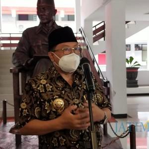 Pesta Dangdut tanpa Prokes, Wali Kota Blitar Kena Sanksi Denda Rp 5 Juta