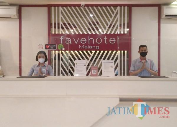 Favehotel Tlogomas Malang, yang kini berganti nama menjadi favehotel Malang (istimewa)