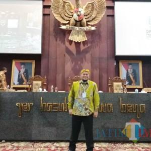 Anggota DPRD Bondowoso Sampaikan Strategi Jitu Berantas Radikalisme ke BNPT-RI