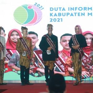 Bak Event Nasional, Grand Final Duta Informasi Kabupaten Malang 2021 Sukses Digelar