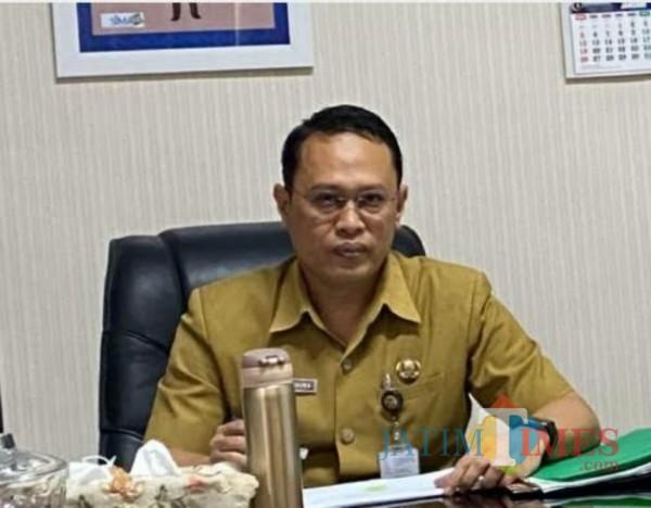 Juru Bicara Gugus Tugas Percepatan Penanganan Covid-19 Kota Kediri, Fauzan Adima.(ist)