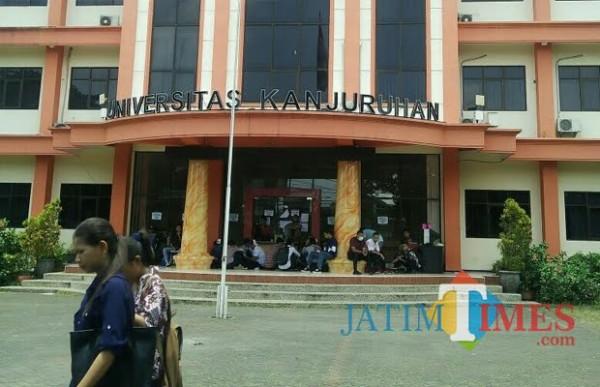 Kampus Universitas PGRI Kanjuruhan Malang (Unikama)(Doc MalangTIMES)