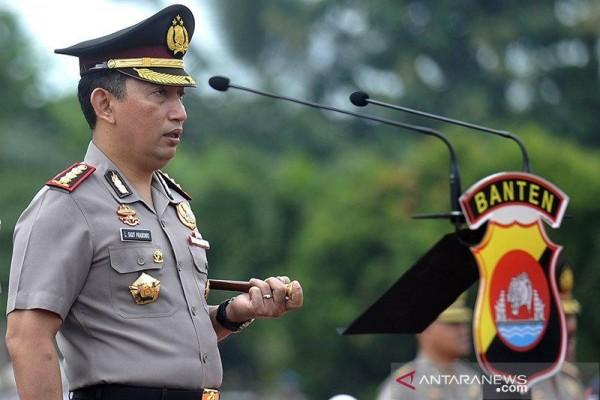 Kapolri Jenderal Listyo Sigit Prabowo (Foto:  Pikiran Rakya)