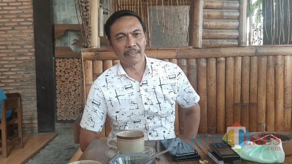 Kepala Bulog Sub Divre Bondowoso-Situbondo, Rudi Prasetya (Foto: Abror Rosi/JatimTimes)