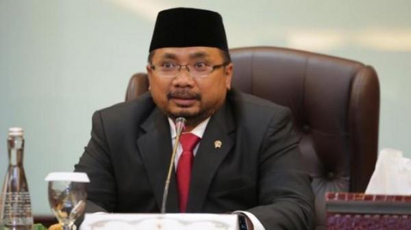 Menteri Agama Yaqut Cholil Qoumas (Foto: Tribunnews)