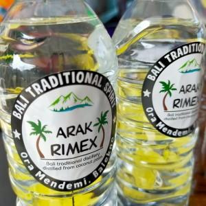 Gencarkan Operasi Pekat, Polres Blitar Amankan Ratusan Botol Arak Bali