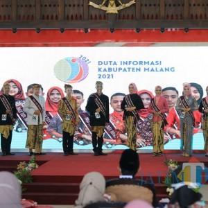 Final Duta Informasi Kabupaten Malang, 10 Finalis Sampaikan Potensi Kabupaten Malang