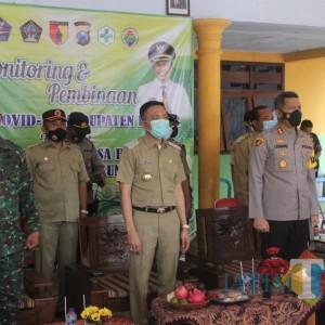Kendalikan Covid-19, Wabup Blitar Dorong Satgas Covid-19 Tingkat Desa Jadi Garda Terdepan