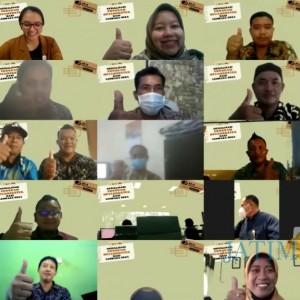 BPJAMSOSTEK Kediri Sosialisasi Manfaat Program kepada Lembaga Desa di Kabupaten Kediri