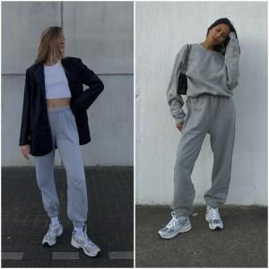 Tampil Stylish dengan Sweatpants, Intip Inspirasi Berikut Yuk!