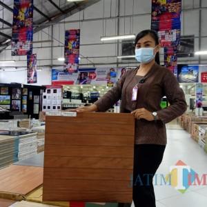 Lebih Baik dari Lantai Kayu, Ini Produk Keramik Motif Kayu Terbaru dari Graha Bangunan