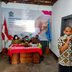 Tingkatkan Kesejahteraan Disabilitas, Disnaker Kabupaten Malang Beri Pelatihan Khusus