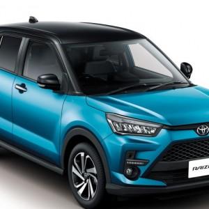 Meluncur Mei, Toyota Raize Sudah Bisa Dipesan, Estimasi Harga Rp 200 Jutaan