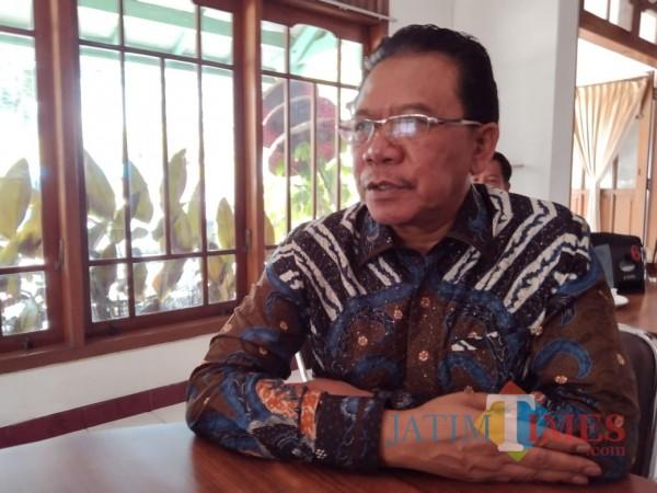 Anggota Komisi IX DPR RI Ali Ahmad (foto:Hendra Saputra/MalangTIMES)