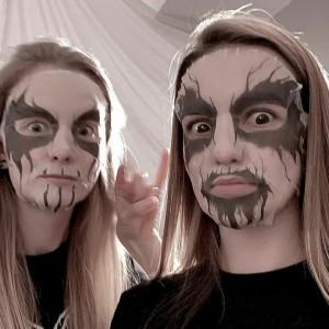 Anti Mainstream, Merawat Wajah ala Band Cadas dengan Masker Corpse Paint
