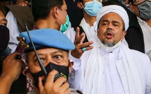 Habib Rizieq (Foto: Bisnis.com)