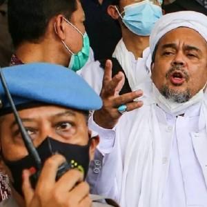 Habib Rizieq Menulis Buku di Tahanan, Ini Bocoran Temanya
