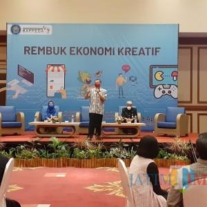 Songsong Pemulihan Ekonomi, Bappeda Gelar Rembuk Ekonomi Kreatif
