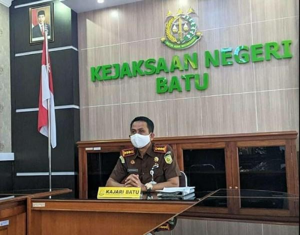 Kepala Kejaksaan Negeri (Kejari) Batu, Supriyanto (foto istimewa)