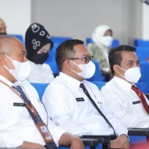 Pertama di Indonesia, 3 Calon Sekda Kota Malang Adu Kecerdasan Lewat Uji Publik