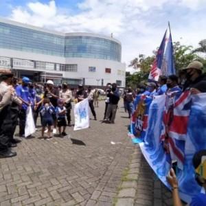 Terkait Dugaan Doxing Kepada Jurnalis, Pergerakan Aremania MMGA Berikan Penjelasan