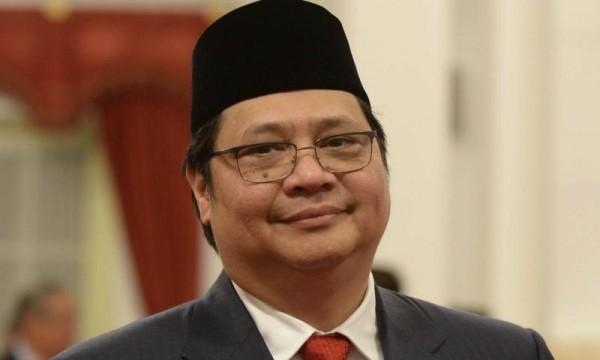 Menteri Koordinator Bidang Perekonomian Airlangga Hartarto (Foto : Istimewa)