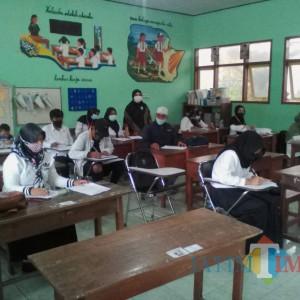 89 Peserta Kejar Paket B Ikuti Ujian Pendidikan Kesetaraan