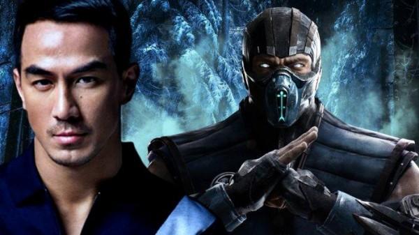 Joe Taslim dalam peran Sub-Zero di Film Mortal Kombat (Foto : Internet)