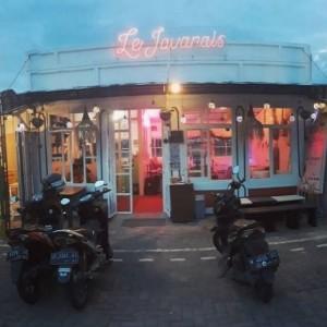 Ada Pak Rhaden di Le Javanais Cafe, Harga Murah tapi Rasa Bintang 5