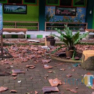 Semburat Tinggalkan Ujian, Pelajar SMKN 1 Turen Selamat dari Gempa 6,7 Skala Richter