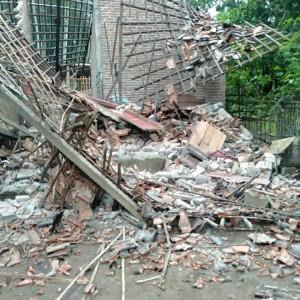 Gempa Malang Akibatkan Puluhan Rumah Rusak dan Warga Luka di Tulungagung