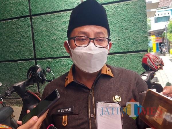 Wali Kota Malang Sutiaji saat ditemui MalangTIMES.com di salah satu kegiatan. (Foto: Tubagus Achmad/MalangTIMES)