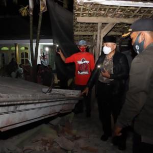 Bantu Korban Gempa, Bupati Sanusi Ajak Masyarakat Donasi Lewat Rekening BPBD