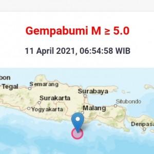 Potensi Gempa Susulan di Kabupaten Malang, Pakar Geofisika Sebut Proses Stabilisasi