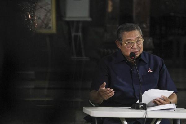 Susilo Bambang Yudhoyono (SBY) (Foto: Republika)