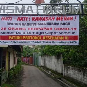 Kisah PPKM Mikro di Wisma Harum di Tulungagung, 26 Warga Positif Covid-19