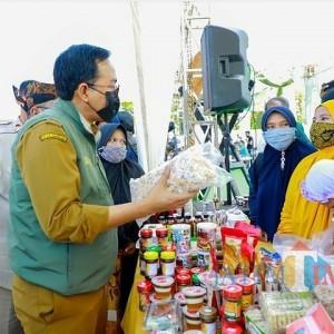 Sambut Ramadan, Bupati Pamekasan Launching Pasar Murah