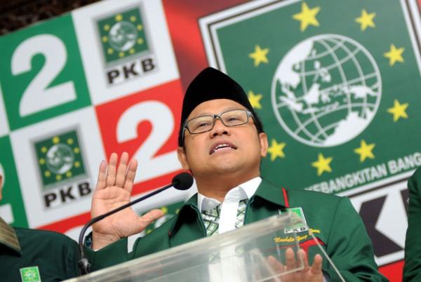 Ketua Umum PKB Muhaimin Iskandar (Foto: Republika)