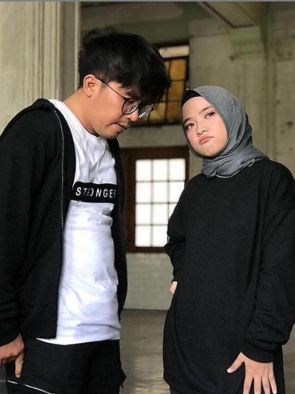 Nissa dan Ayus Sabyan (Foto : Internet)